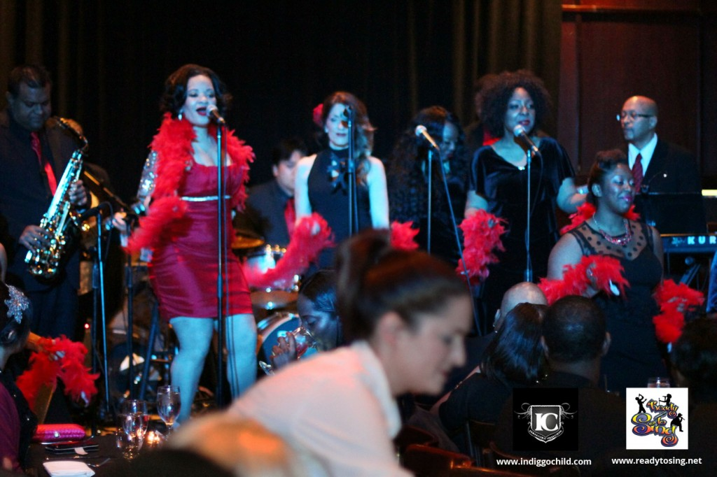 Eve Soto Performing @ BBKIngs Valentines Day