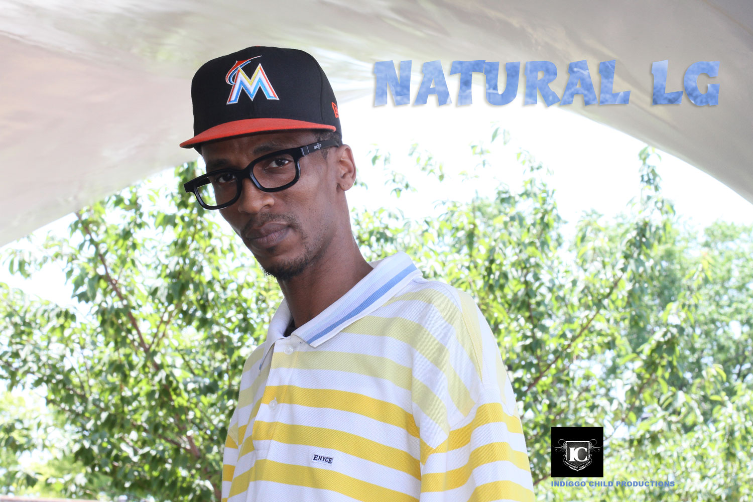 Indiggo Child Hip-Hop artist Natural LG