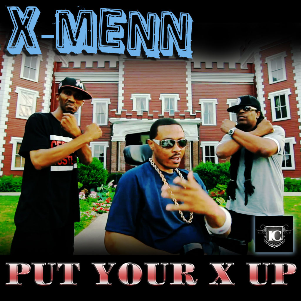 X-Menn__put your x main CD COVER-w-logo