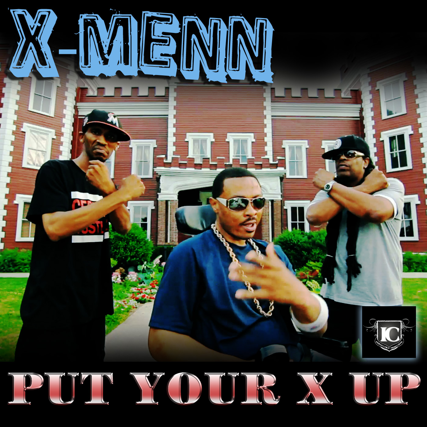 X-Menn Put Your X Up CD Cover