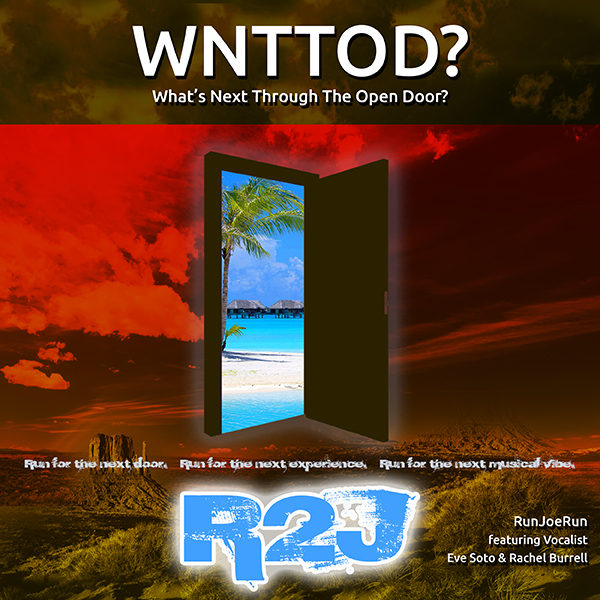 RunJoeRun EP - What Next Through The Open Door - R2J - indiggo child